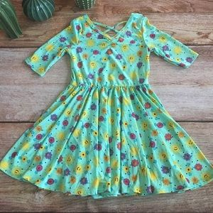 Dot Dot Smile Dress 3-4 Years